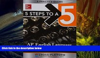 Best Price 5 Steps to a 5 AP English Language 2016, Cross-Platform Edition (5 Steps to a 5 English