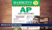 Best Price Barron s AP Art History with CD-ROM, 2nd Edition (Barron s AP Art History (W/CD)) John