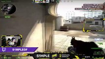 CS:GO - S1MPLE ScreaM MODE