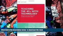 READ book  Teaching the 4Cs with Technology: How do I use 21st century tools to teach 21st