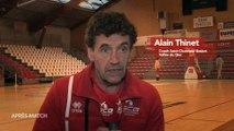"""APRES-MATCH - Alain Thinet après Aix Maurienne : """"ça nous relance dans la course au maintien"""""""