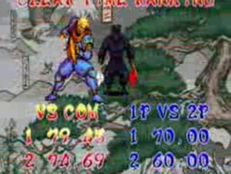 Samurai Showdown II