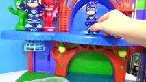 PJ MASKS Tub Bath Time Finger Paint Soap Colors, Giant Rubber Duck Superhero IRL Toy Surprise _ TU