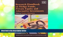 Download [PDF]  Research Handbook on Hedge Funds, Private Equity and Alternative Investments