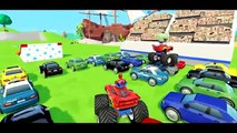 NURSERY RHYMES COLLECTION + Disney Pixar Lightning McQueen kids video Compilation from DisneyCARS