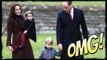 Kate Middleton : Le prince George et la princesse Charlotte stars de Noël