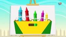 La famille des doigts | chansons de la maternelle | Finger Family Nursery Rhyme
