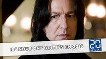 Prince, George Michael, Michel Rocard... Ils nous ont quittés en 2016