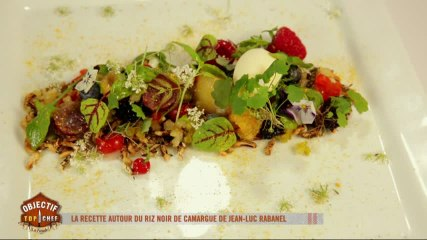 «L'anarchie autour du riz» de Jean-Luc Rabanel