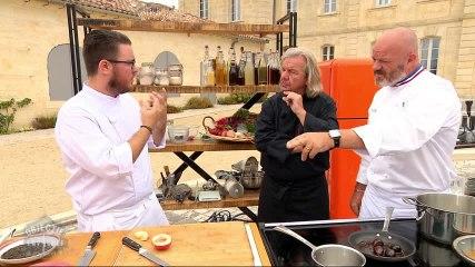Karl est-il en train de copier-coller la recette de Jean-Luc Rabanel?