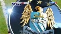 اهداف مباراة مانشستر سيتي و مانشستر يونايتد 6-1 الدوري الانجليزي 2011/2012