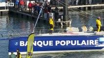Record de Coville : Quelles sont les différences entre sa course et le Vendée Globe ?
