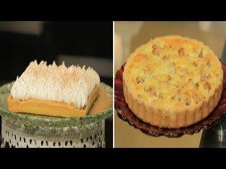 يخنة القرع واللحم - تارت القرع - فطيرة التفاح والجبن | زعفران وفانيلا حلقة كاملة