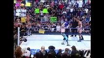 Randy Orton & Mr. Kennedy vs. Batista & Eddie Guerrero: SmackDown, Oct. 21, 2005