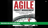 Best Price Agile Project Management: A Complete Beginner s Guide To Agile Project Management