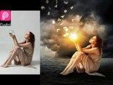 PicsArt Editing Tutorial   Alone girl, background change/stylish photo editing /Amazing Editing on picsart