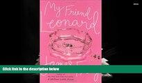 Online James Frey My Friend Leonard Audiobook Download