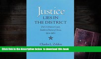 FREE [PDF]  Justice Lies in the District: The U.S. District Court, Southern District of Texas,