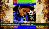 READ book  A Quick Guide to Teaching Second-Grade Writers with Units of Study (Workshop Help