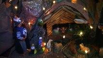 Alpes-de-Haute-Provence : La pastorale de l'église Saint-Vincent de Uvernet-Fours pour célébrer la naissance de Jésus