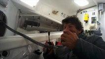 J51 : Jean Le Cam navigue à 14 milles de Yann Eliès / Vendée Globe