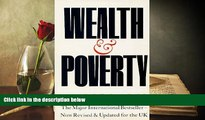 Audiobook  Wealth and Poverty GEORGE F. GILDER Pre Order