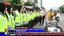 Orasi Ormas Islam di Sidang Ahok Macetkan Lalu Lintas