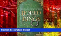 FAVORITE BOOK Bored of the Rings: A Parody of J.R.R. Tolkein s the Lord of the Rings PREMIUM BOOK