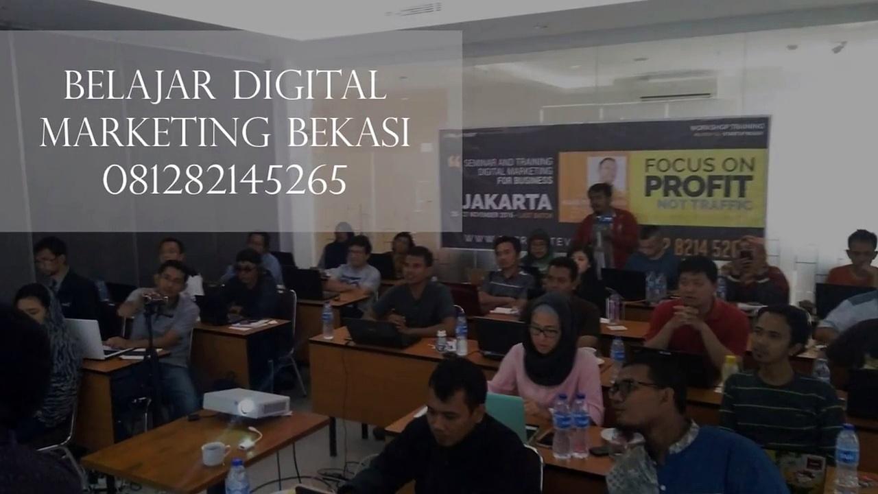 Belajar Digital Marketing 2017