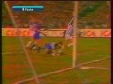 02.04.1986 - 1985-1986 European Champion Clubs' Cup Semi Final 1st Leg Anderlecht 1-0 Steaua Bükreş