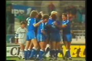 06.04.1988 - 1987-1988 UEFA Cup Winners' Cup Semi Final 1st Leg Olympique Marsilya 0-3 AFC Ajax