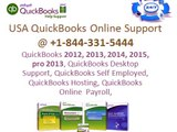 QuickBooks 2012,13,14,15, pro13, Desktop Support, Self Employed, Hosting, Online Payroll Support