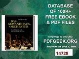 Das Gewandhaus-Orchester Seine Mitglieder und seine Geschichte seit 1743