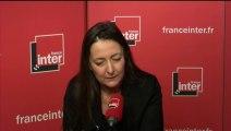 Karine Berger répond aux questions d'Alexandra Bensaid