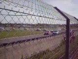 Crash clio cup Nogaro 2006