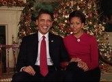 Michelle et Barack Obama: leurs meilleurs voeux de fin d'année en huit ans de présidence