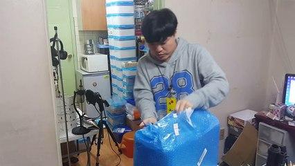 Jae Ryoung's Package From Japan Arrived. [일본 직구] 드디어 3월에 예약한 제룡의 '그것'이 왔다.