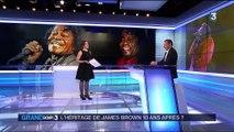 """Dix ans après sa mort, """"James Brown est partout"""""""
