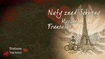 TINO ROSSI - Tristesse - Chansons Françaises   Lyrics-xdjYDKbRrg8