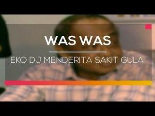 Eko DJ Menderita Sakit Gula  - Was Was