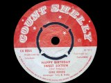 ReGGae Music 172 - Gene Rondo - Happy Birthday Sweet Sixteen [Count Shelly]