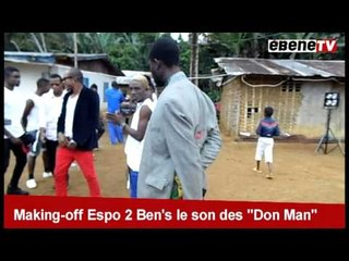 "Espo 2Bens (2kitu) - Making off ""le son des don man"""