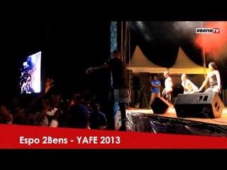 Espo 2Ben's à Yafé