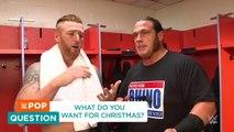 erstars want for Christmas - WWE Pop Question