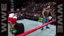 ps Santa Claus with a Stunner - Raw, Dec. 22, 1