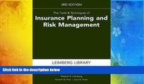 Audiobook  The Tools   Techniques of Insurance Planning and Risk Management, 3rd Edition Stephan