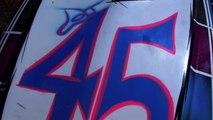 Atv quad riding film of Fasst Co._Flexx Handlebars Colt Brinkerhoff #45 Pro-Am Quad Racer