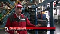 Les secrets de fabrication des pneus hiver