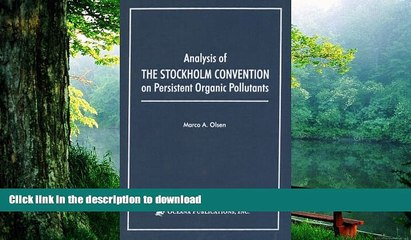 Stockholm Convention Resource   Learn About, Share and