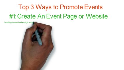3 Ways to Promote Events- International Fairs Directory